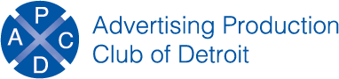 Advertising Production Club of Detroit Logo